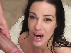 Nina Cardova In This Action Packed POV Style Blowjob