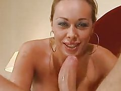 Italian Wife gives her tight asshole for the first time...F70